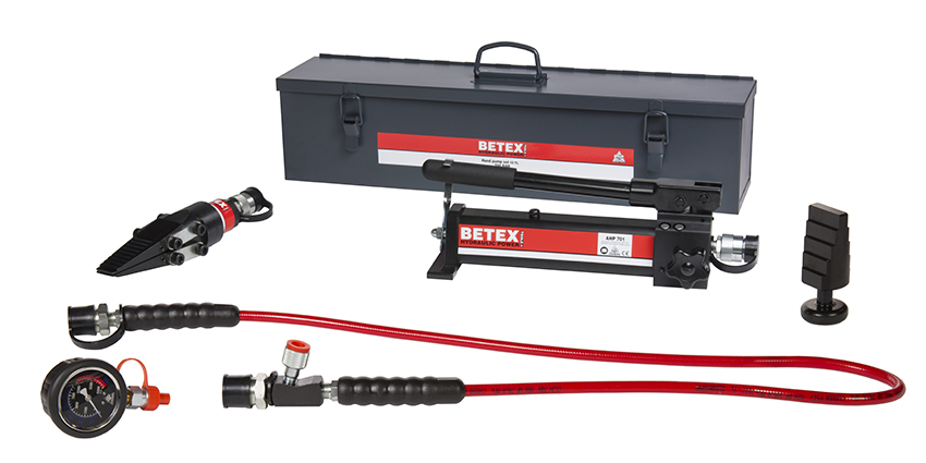 Betex 15TL set - Bega Special Tools