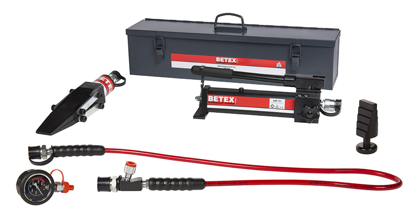 Betex 25TLS set - Bega Special Tools