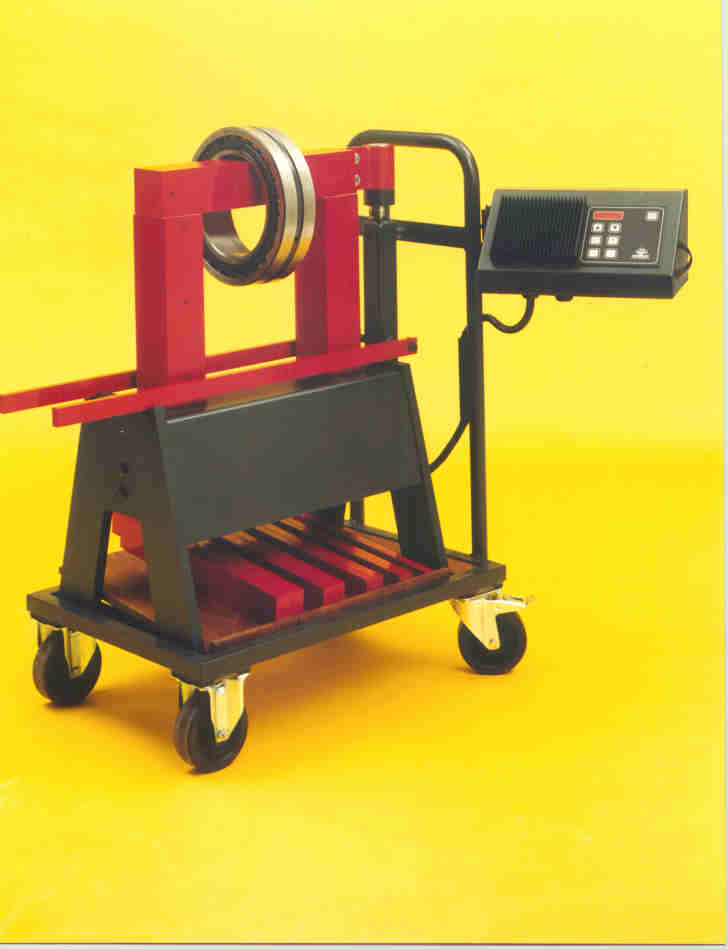 BETEX 38 ZFD induction heaters - Bega Special Tools