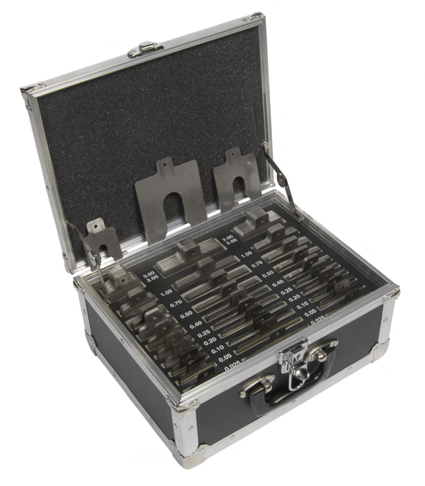 Betex Shims ABC case - Bega Special Tools