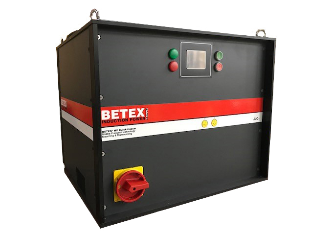 Betex MF Quick-Heater 2.5 - 44kW - Bega Special Tools - BETEX MF Quick-Heaters voor montage, demontage en voorverwarming - Bega Special Tools