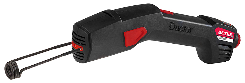 Betex iDuctor 1 handheld induction heater - Bega Special Tools
