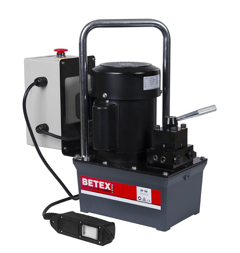 Betex EP18D electric pump  - Bega Special tools Holland