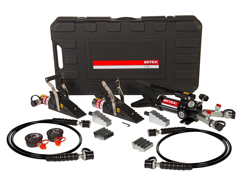 Betex HLW18T duo set - Bega Special Tools