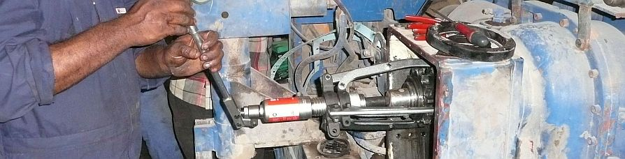 Betex HSP demontage lager - Bega Special Tools