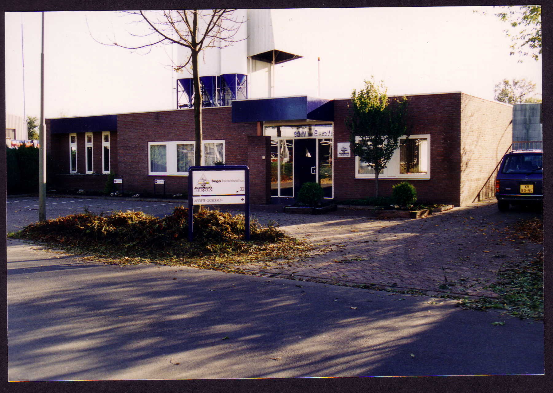 Bega Special Tools pand Hammerstraat Epe 1995