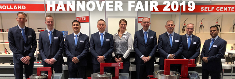 Bega Team Hannover Fair 2019