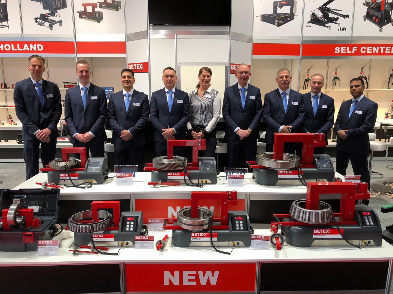 Hannover messe team