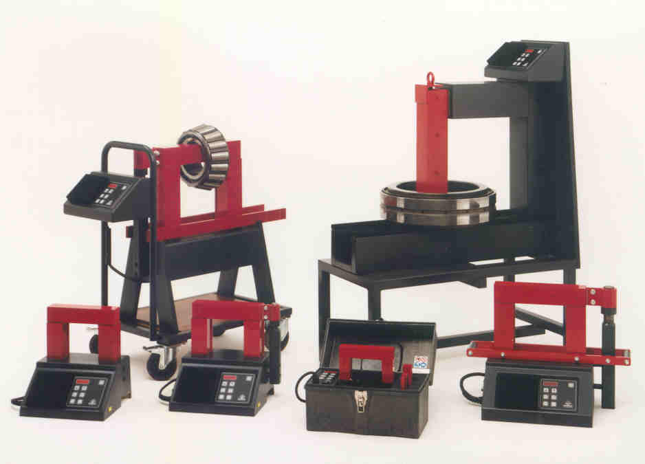 BETEX induction heaters - oldy - Bega Special Tools