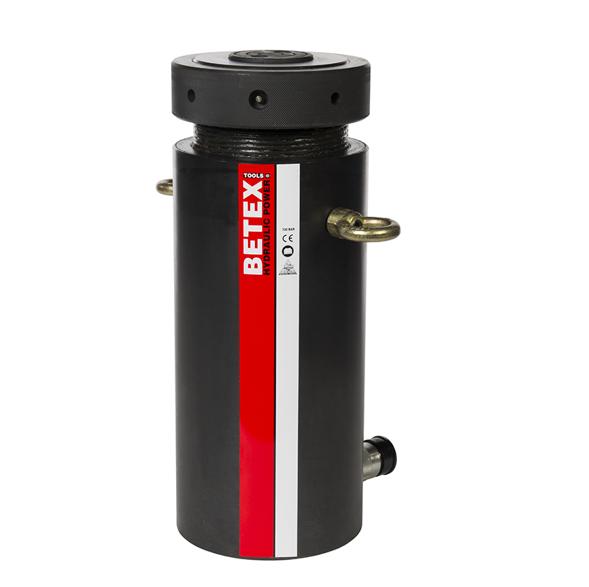 Betex JLLC cylinder with lock nut - Bega Special Tools