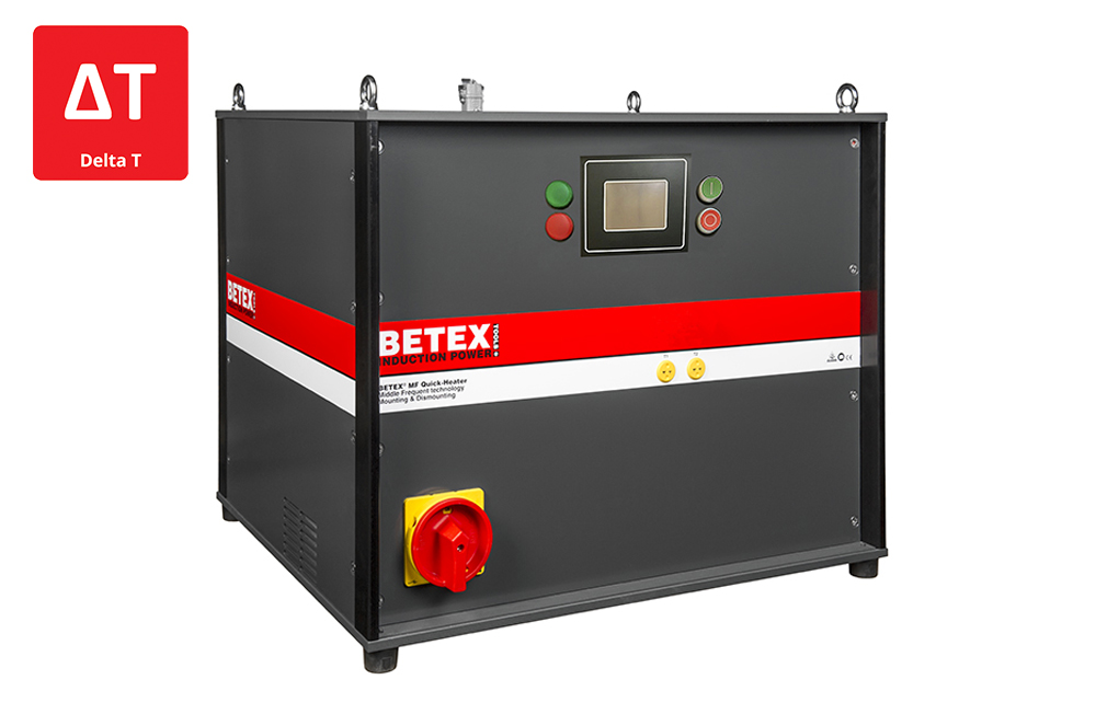 Betex MF Quick-Heater 2.5 - 44kW - Bega Special Tools