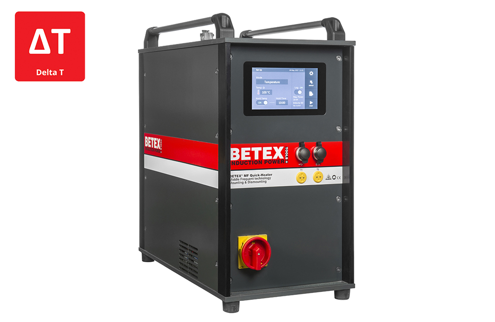 BETEX MF Quick-Heater 3.0 22kW - middelfrequent-inductieverwarmer - Bega Special Tools