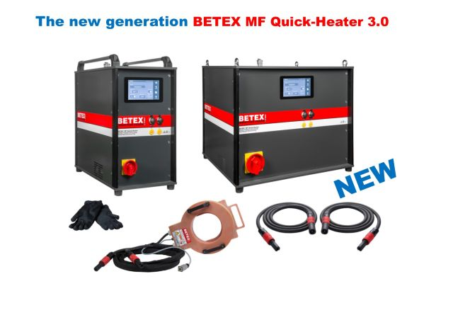 Betex MF Quick-Heater 3.0 Bega Special Tools