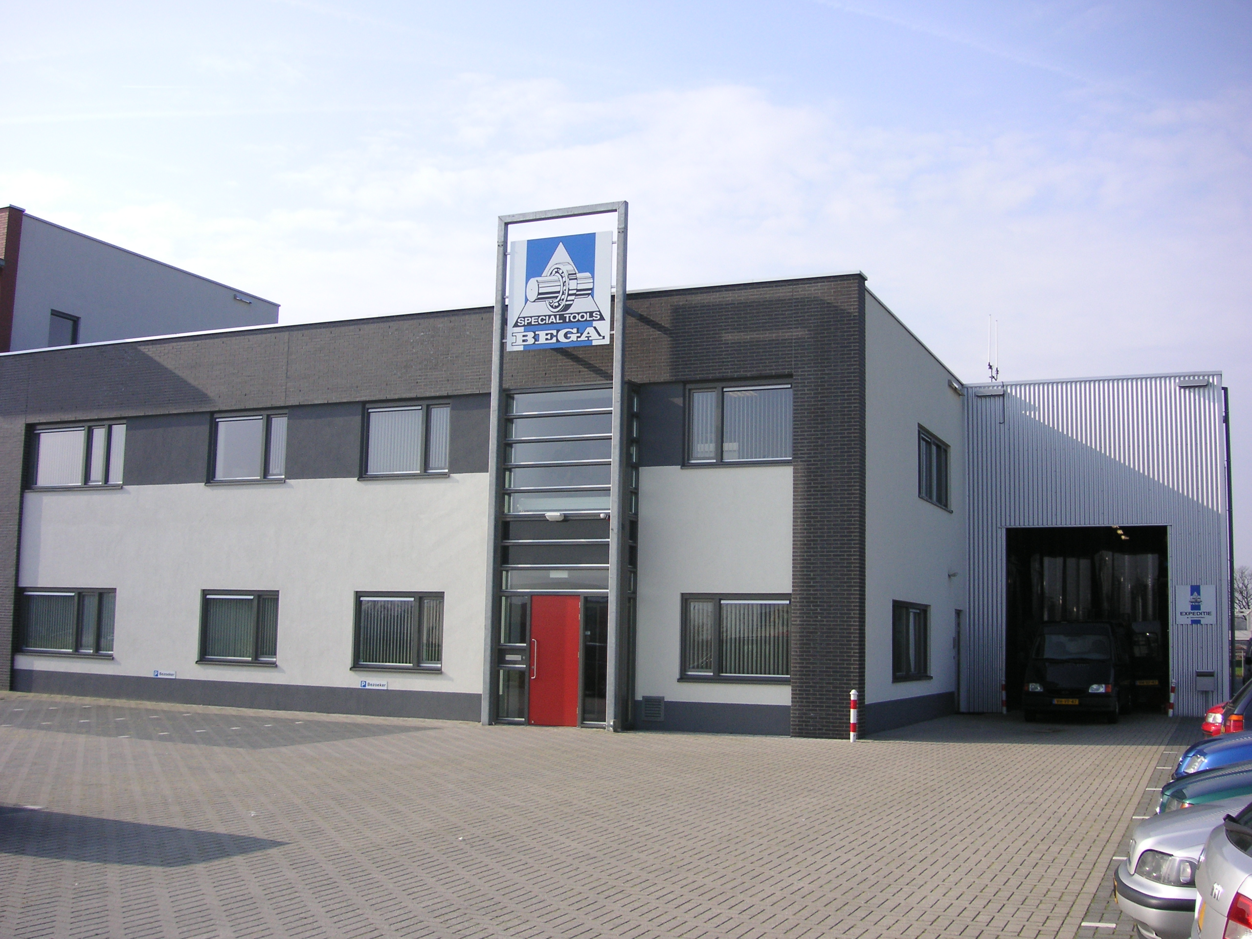 Premises Vaassen Holland - Bega Special Tools