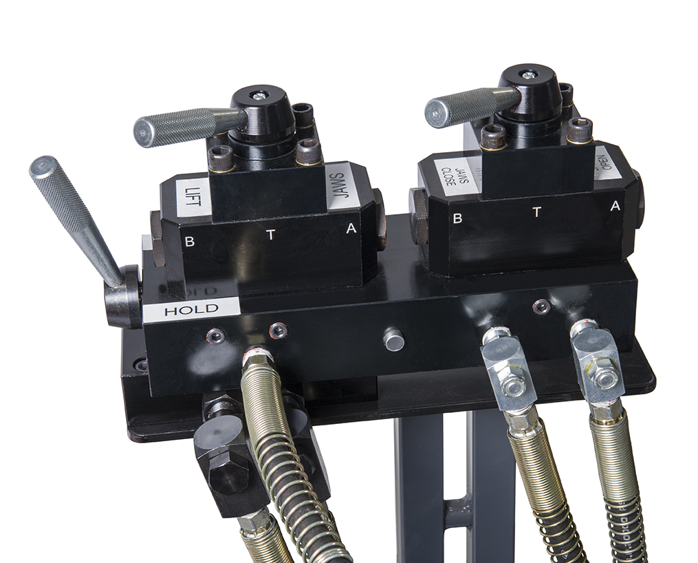 Mobile Hydraulic Puller : Hydraulic puller betex hxpm tons arm