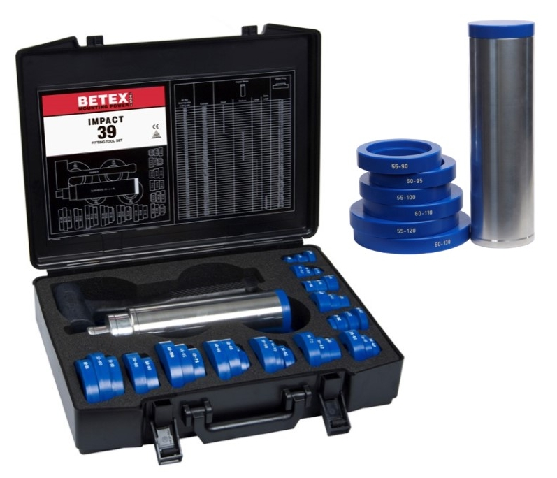 Betex Impact - engraved numbers - Bega Special Tools