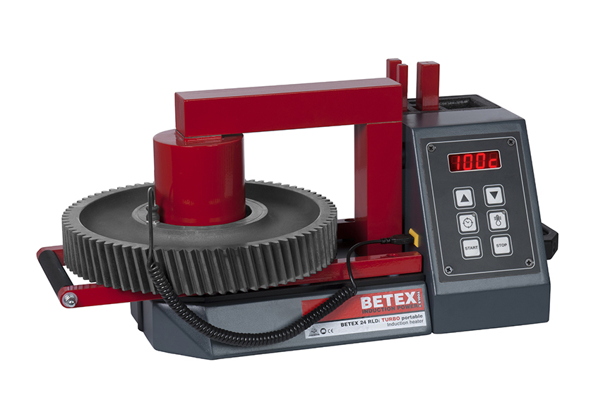 Betex 24 RLDi TURBO verticaal lager - Bega Special Tools