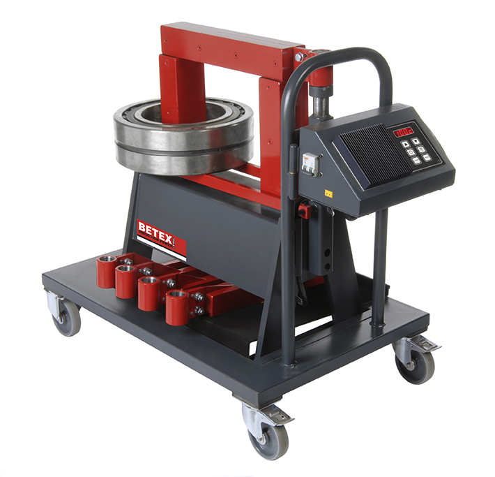 Betex 38 ZFD induction heater mobile - Bega Special Tools