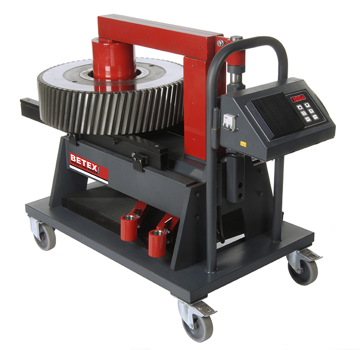 Betex 40 RMD TURBO inductieverhitter - Bega Special Tools - Inductieverhitters - lagers tot 3500kg - Bega Special Tools