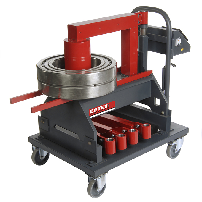 Betex 40RSD(mobiel) TURBO inductieverhitter - Bega Special Tools