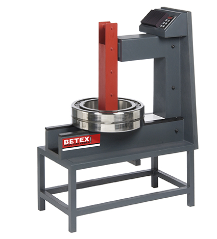 Betex Super standard 24 kVA inductieverhitter - Bega Special Tools - Inductieverhitters - lagers tot 3500kg - Bega Special Tools