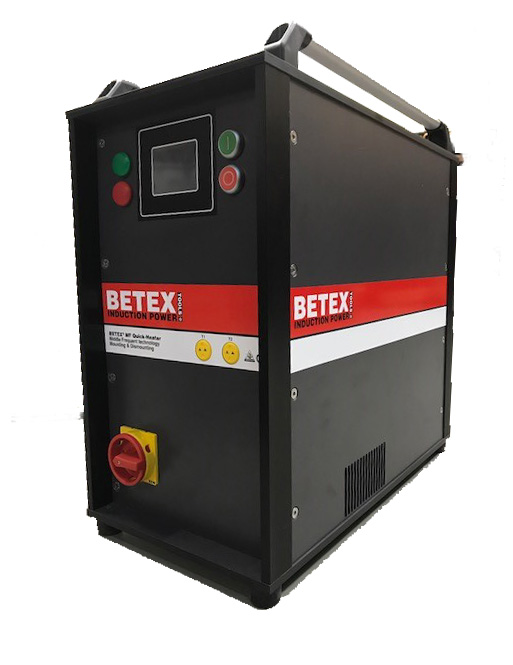 Betex MF Quick-Heater 2.5 - 22kW - Bega Special Tools - BETEX MF Quick-Heaters, montage en demontage, voorverwarming dmv middel frequent - Bega Special Tools