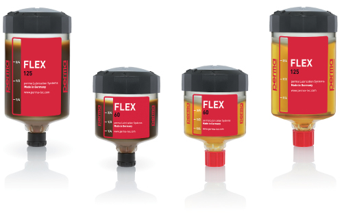 Perma Flex lubrication system - grease - Bega Special Tools